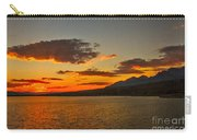 Sunset Over Mackay Reservoir Carry-all Pouch