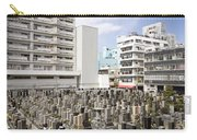 Super Dense Cemetery In Tokyo Carry-all Pouch