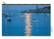 Supermoon At Marblehead Ma Carry-all Pouch