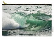 Surf Zone At The Barents Sea Coast Carry-all Pouch