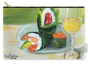 Sushi 5 Carry-all Pouch