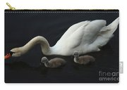 Swan Elegance Carry-all Pouch