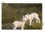 Sweet Little Lambs Carry-all Pouch