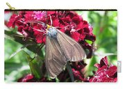 Sweet William Named Sooty Carry-all Pouch