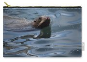 Swimming Sea Lion Carry-all Pouch