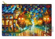 Swimming Sky Carry-all Pouch by Leonid Afremov