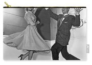 Swing Dancing Couple Carry-all Pouch