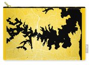 Sydney Street Map - Sydney Australia Road Map Art On Color Carry-all Pouch