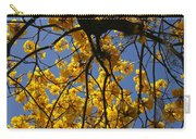 Tabebuia Tree Blossoms Carry-all Pouch