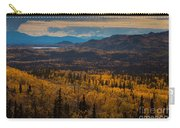 Taiga In Fall Carry-all Pouch