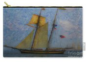 Tall Ship Sailing Carry-all Pouch