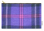 Tartan Pattern Carry-all Pouch