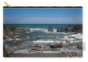 Tasman Sea At West Coast Of South Island Of Nz Carry-all Pouch