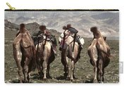 Working Camels Carry-all Pouch