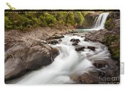 Tawhai Falls In Tongariro Np New Zealand Carry-all Pouch