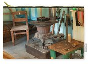 Taxidermy At The Holzwarth Historic Site Carry-all Pouch