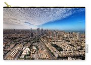Tel Aviv Skyline Carry-all Pouch
