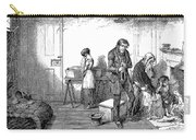 Temperance Movement, 1847 Carry-all Pouch