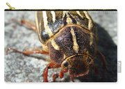 Ten Lined June Beetle Carry-all Pouch
