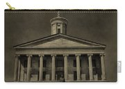 Tennessee Capitol Building Carry-all Pouch