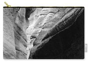 Tent Rocks Carry-all Pouch by Steven Ralser