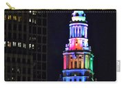 Terminal Tower Rainbow Carry-all Pouch