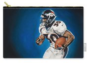 Terrell Davis  Carry-all Pouch