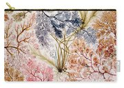 Textile Design Carry-all Pouch