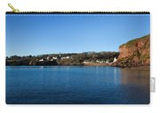Thatched Cottages, Dunmore Strand Carry-all Pouch