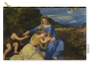 The Aldobrandini Madonna Carry-all Pouch