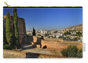 The Alhambra Palace Cubo Tower Carry-all Pouch