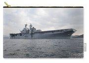 The Amphibious Assault Ship Uss Carry-all Pouch