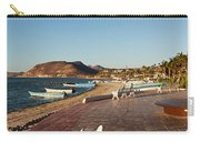The Beachside Strolling Malecon Carry-all Pouch