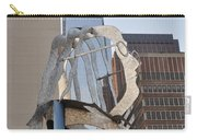 The Ben Franklin Sculpture Carry-all Pouch