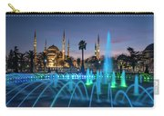 The Blue Mosque Carry-all Pouch