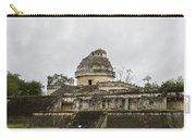 The Castillo In Chichen Itza Carry-all Pouch