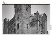 The Castle Of Sirmione. Lago Di Garda Carry-all Pouch
