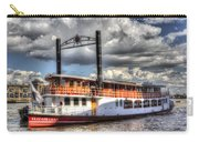 The Elizabethan Paddle Steamer Carry-all Pouch