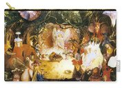 The Fairies Banquet Carry-all Pouch by John Anster Fitzgerald
