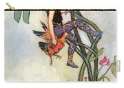 The Fairy Book Carry-all Pouch