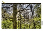 The Forest Path Carry-all Pouch by David Pyatt
