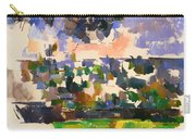 The Garden At Les Lauves Carry-all Pouch