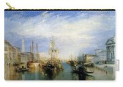 The Grand Canal Carry-all Pouch