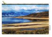 The Great Salt Lake Carry-all Pouch