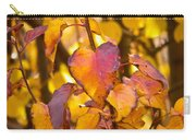 The Heart Of Fall Carry-all Pouch