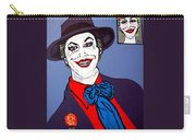 The Joker And Mom Carry-all Pouch