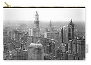 The Ny Financial District Carry-all Pouch