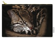 The Ocelot Carry-all Pouch