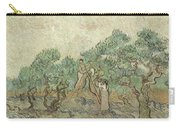 The Olive Orchard Carry-all Pouch