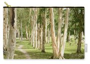 The Path Between The Trees Carry-all Pouch